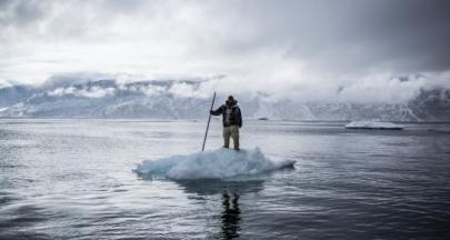 On Thin Ice─氣候變遷的格陵蘭