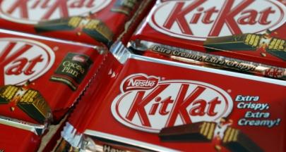 更道德的KitKat巧克力棒