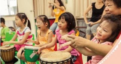 幸福的微光,公平的夥伴─台北視障者家長協會