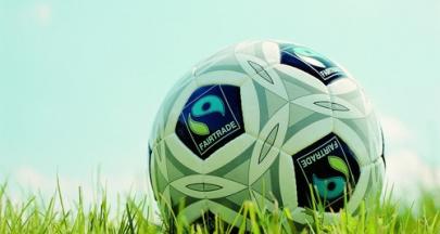公平貿易足球踢出公平與尊嚴