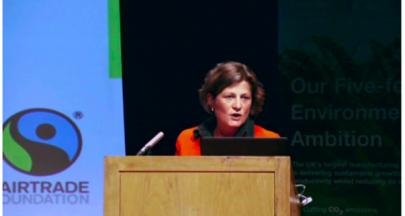 【2014公平貿易大事回顧之二】國際公平貿易組織開啓女性新時代